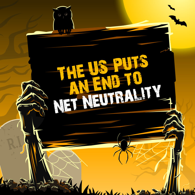 End to Net Neutrality
