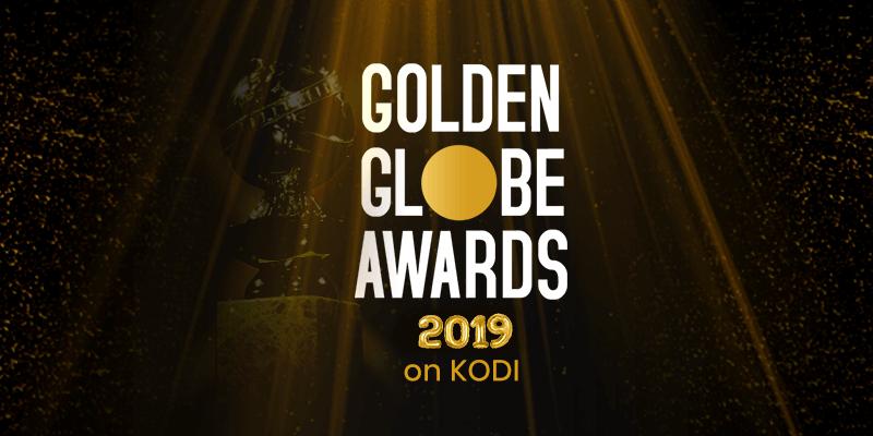golden globe awards on kodi