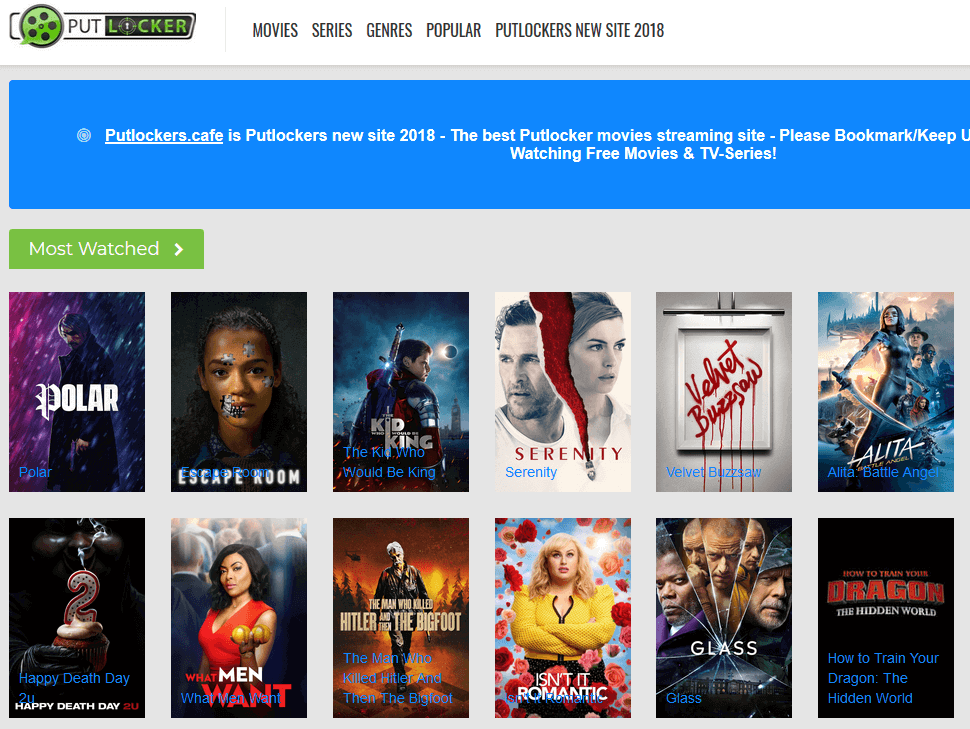putlocker cafe putlocker alternative