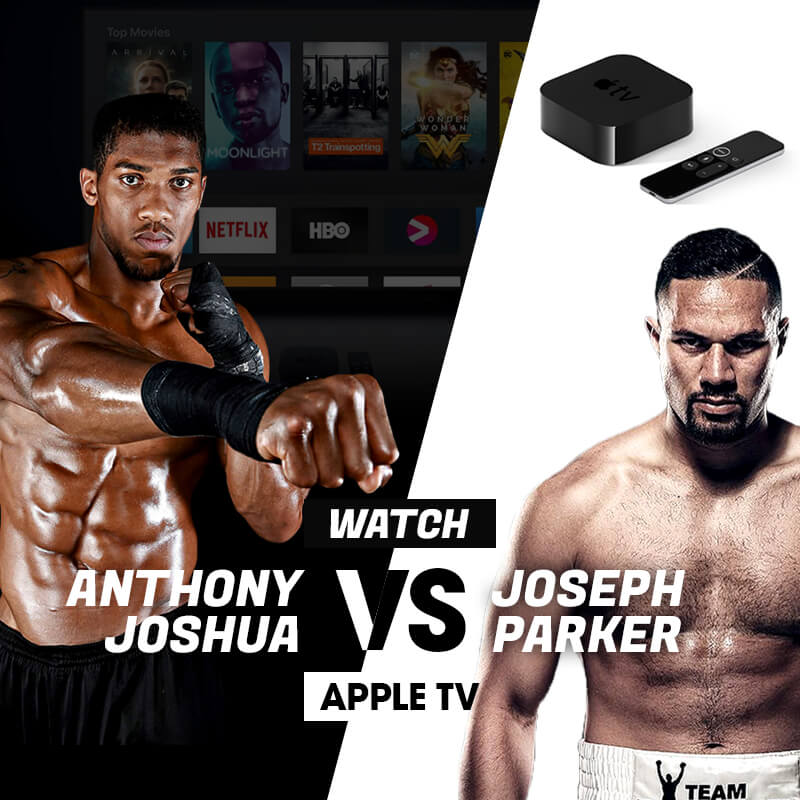 joshua vs parker on apple tv