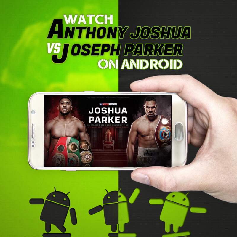 Joshua vs Parker on Android