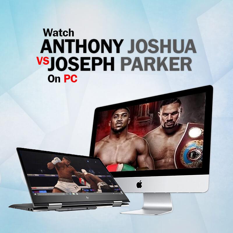 Joshua vs Parker on PC
