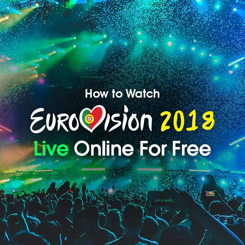 eurovision 2018 live online