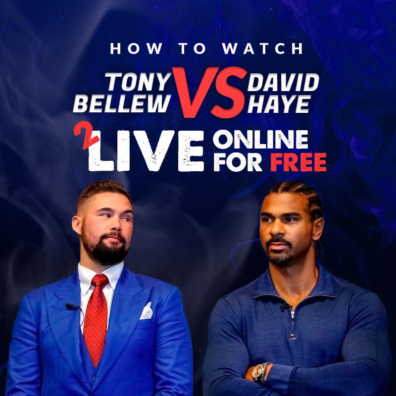 watch tony bellew vs david haye online