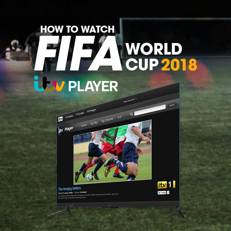 FIFA World Cup 2018 on iTV