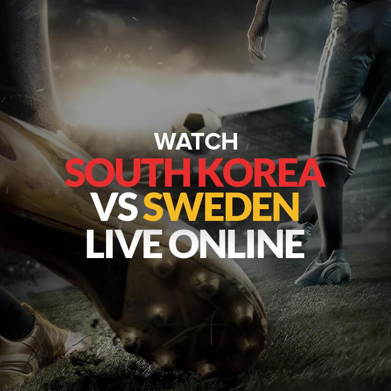 watch sweden vs south korea