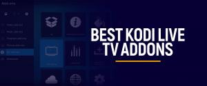 Best Kodi Live TV Addons