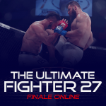 Watch the Ultimate Fighter 27 Finale Online