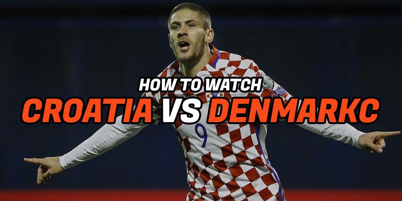watch croatia vs denmark live online