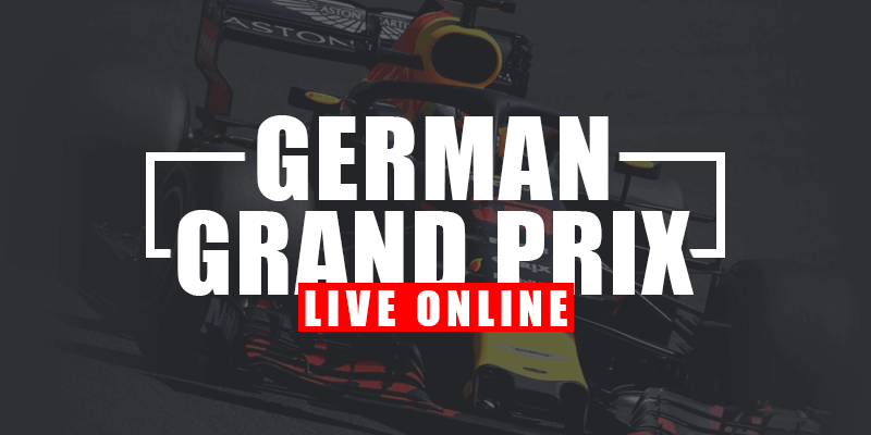 Watch German Grand Prix Live Online
