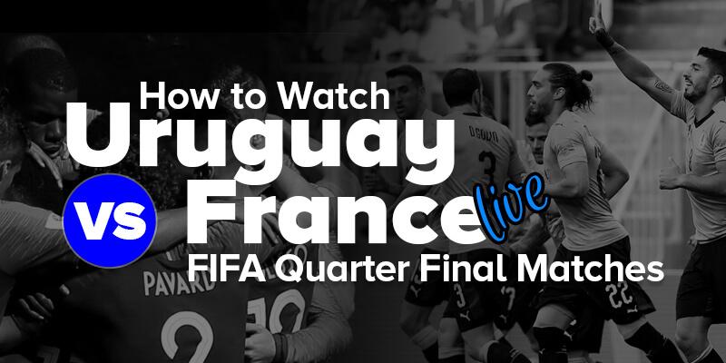 watch uruguay vs france live