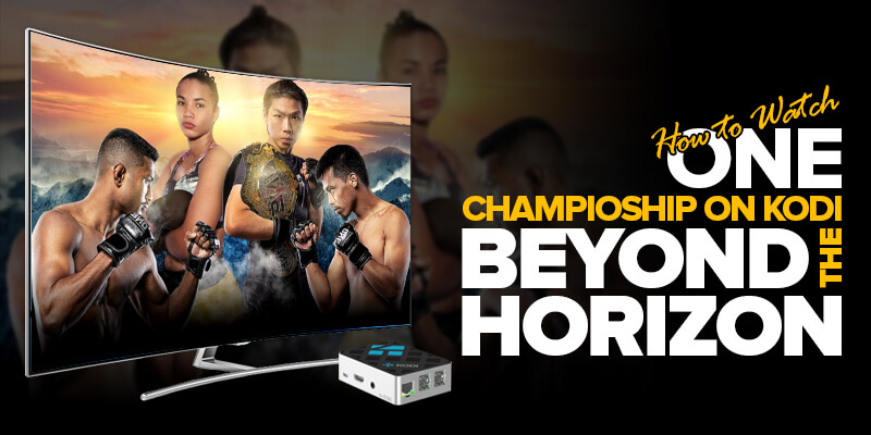 one championship on kodi