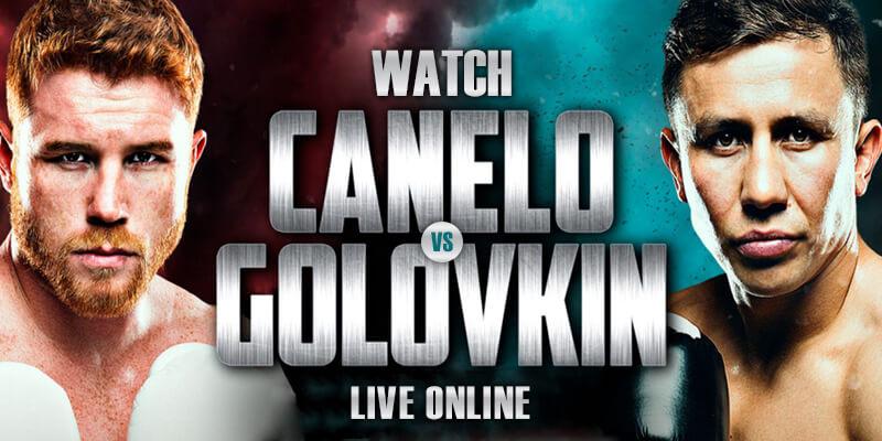 watch canelo alvarez vs gennady golovkin II live online