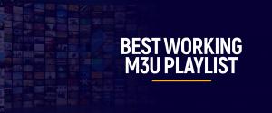 Best Working m3u Playlist