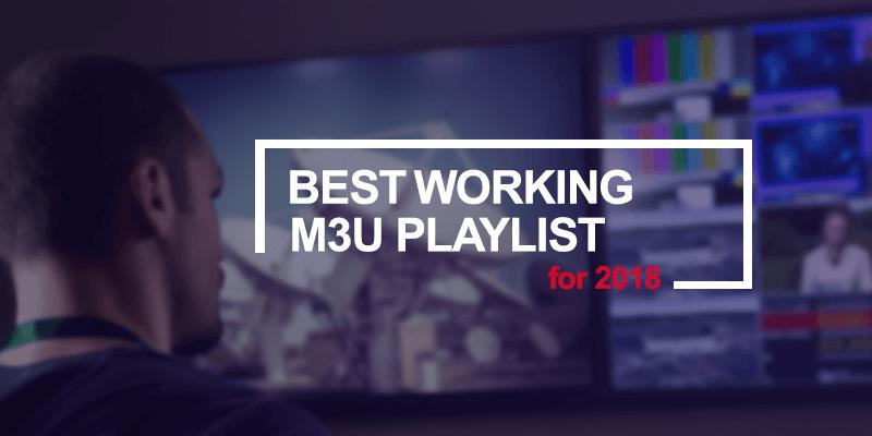 m3u playlist free download