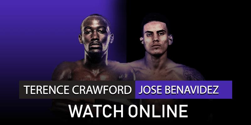terence crawford vs jose benavidez live stream