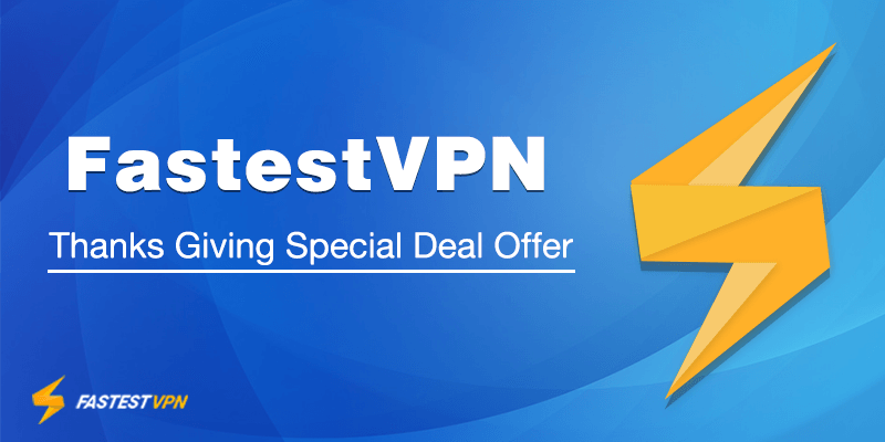 thanksgiving vpn deal 2018
