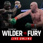 Watch wilder vs fury live online
