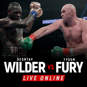 Watch wilder vs fury live online