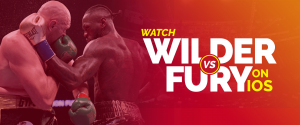 Watch wilder vs fury on ios
