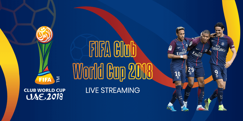 fifa club world cup live streaming