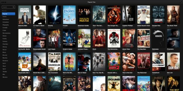 popcorntime putlocker alternatives