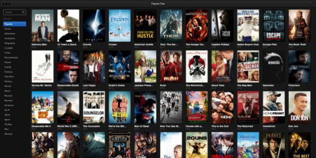 popcorntime putlocker alternatives