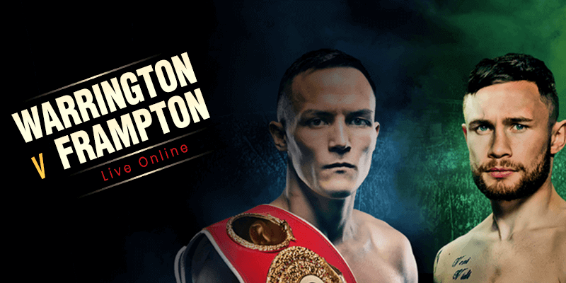 warrington vs carl frampton live online