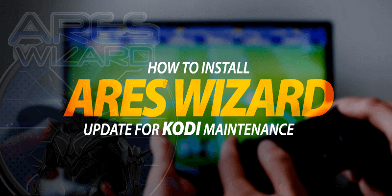 how to install ares wizard update for kodi