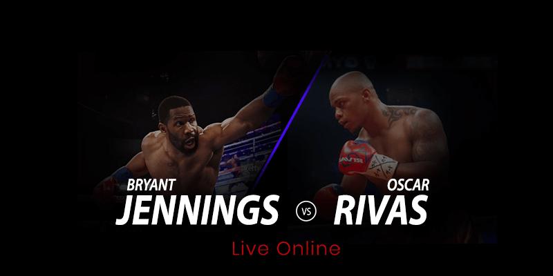 jennings vs rivas live online