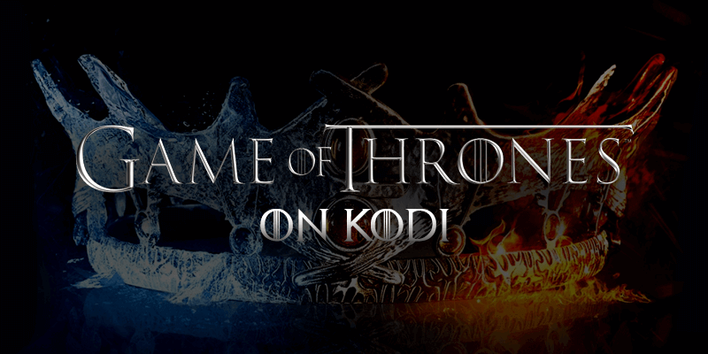 game of thrones on kodi