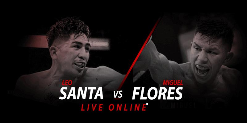 watch santa vs flores live online