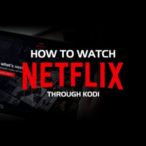Netflix on kodi addon