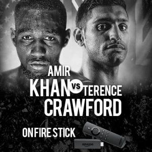 Watch Khan Vs Crawford on FireStick