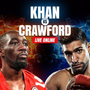 Watch Khan vs Crawford Live Online