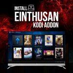 Install Einthusan Kodi