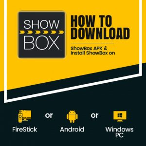 Install ShowBox APK on PC and FireStick