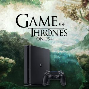 Watch Game of Thrones on PS4