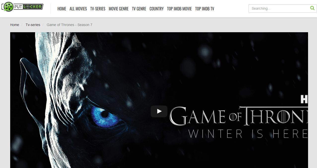 Putlocker Game Of Thrones Season 8