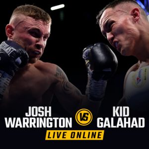 Watch Warrington vs Galahad Live Online