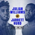 Watch Williams vs Hurd Live Online
