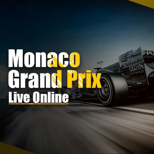 Watch Monaco Grand Prix Live Online