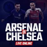 Watch Arsenal vs Chelsea Live Online