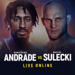 Watch Andrade vs Sulecki Live Online