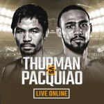 Watch Thurman vs Pacquiao Live Online