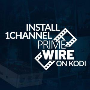 Install 1Channel Primewire On Kodi