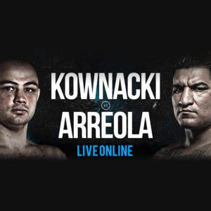 Watch Kownacki vs Arreola Live Online