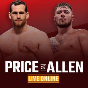 Watch Price vs Allen Live Online
