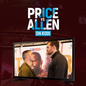 Watch Price vs Allen On Kodi