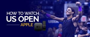 Watch US Open on Apple
